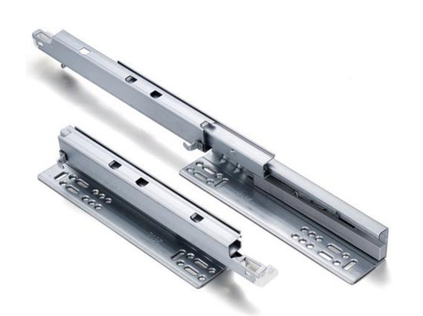 Guide to the Use of Grease for Concealed Damping Guide Rails