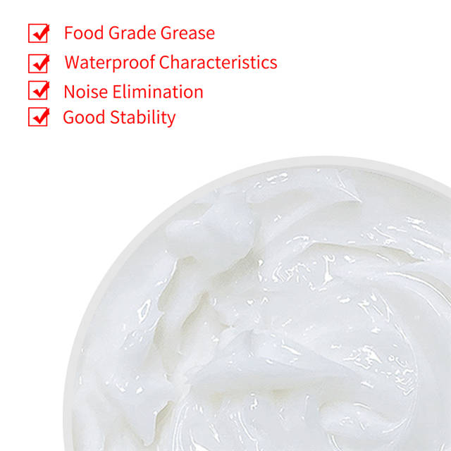BX-435/1 Multi-Purpose Food Grade Waterproof Grease