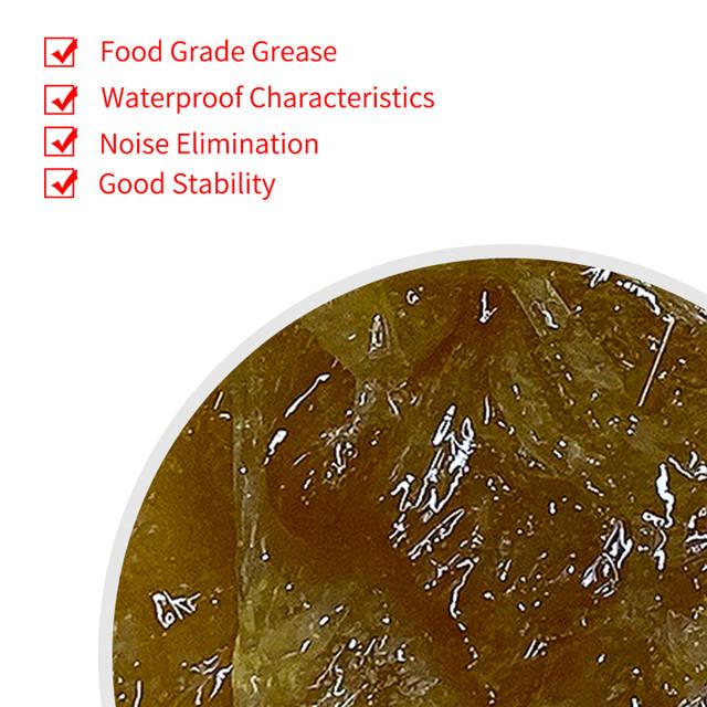 BX-435/E Multi-Purpose Food Grade Waterproof Silencer
