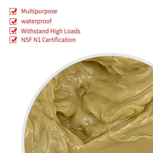 BX-455/H Series Food Grade High Temperature Pressure Resistant Waterproof Grease