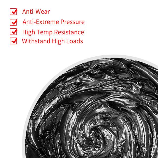 BX-306/A/B/C High Temperature Molybdenum Disulfide Grease
