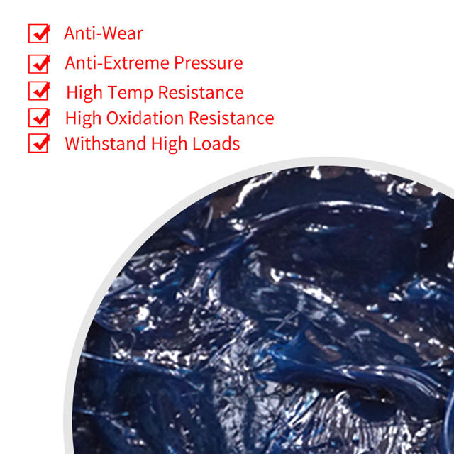 BX-280/3 High Temperature Silencing Resistance to Extreme Pressure Grease