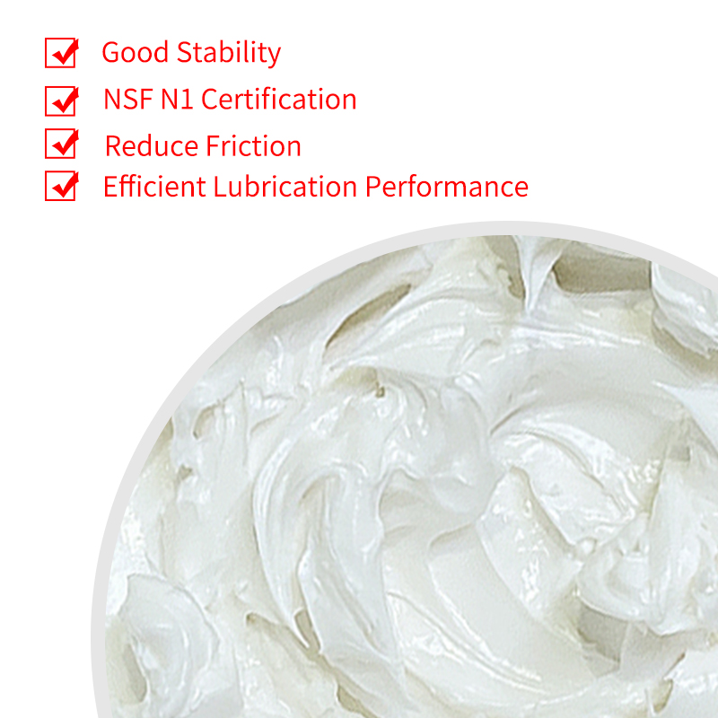 BX-300/G Series Food Grade Mechanical Lubrication High Temperature Grease
