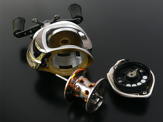 Grease for Fishing Reels
