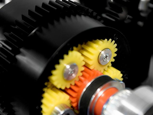 Grease for Automotive Headlight Regulators
