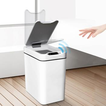 Convenient life-how to maintain the smart sensor trash can with oil